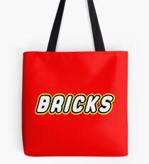BRICKS, Customize My Minifig Tote Bag