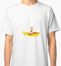 Yellow submarine Classic T-Shirt