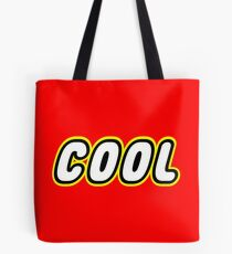 COOL, Customize My Minifig Tote Bag