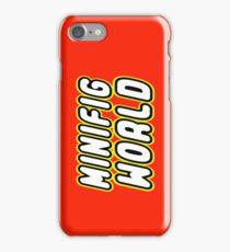 MINIFIG WORLD, Customize My Minifig iPhone Case/Skin