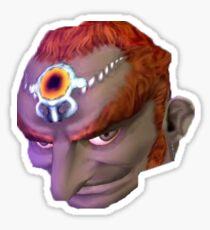 Ganondorf Melee Sticker