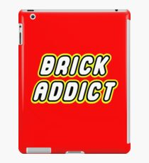 BRICK ADDICT iPad Case/Skin