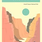 GRAND CANYON NATIONAL PARK by JazzberryBlue