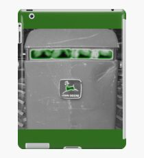 Farm Tractor John Deere Photograph Design iPad Case/Skin