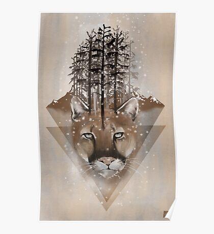 Cougar Poster