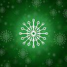 Green Winter by thedustyphoenix