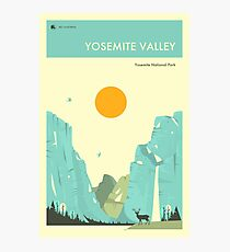 Yosemite-Tal Fotodruck