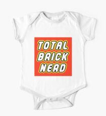TOTAL BRICK NERD One Piece - Short Sleeve