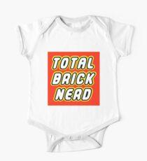 TOTAL BRICK NERD One Piece - Short Sleeve