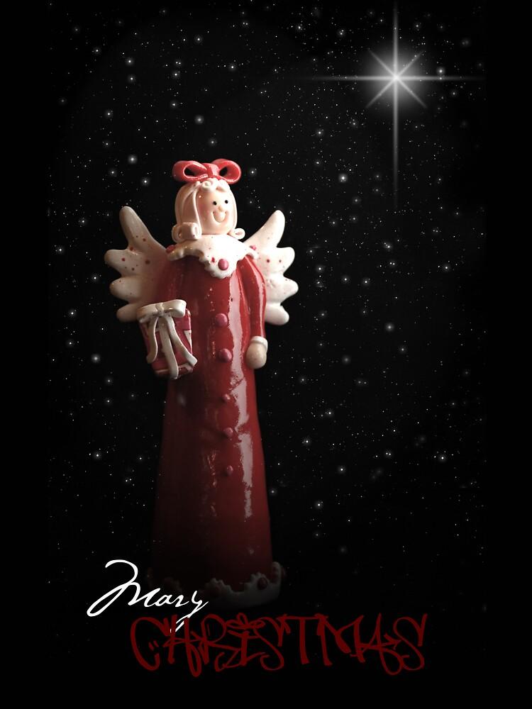 Mary Christmas by bigbear