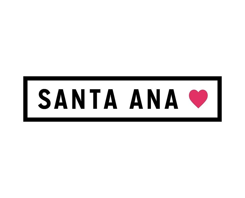 Santa Ana California Lite by Binary Studio
