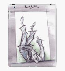 TOMOE NAGE GREEN iPad Case/Skin