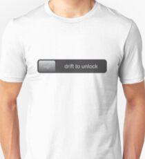 Drift to unlock Unisex T-Shirt