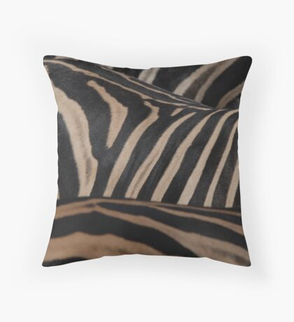 Gone to the Pack Throw Pillow
