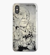 HELIO VINTAGE iPhone Case/Skin