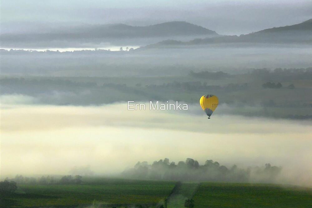 Yarra Valley Sunrise II by Ern Mainka