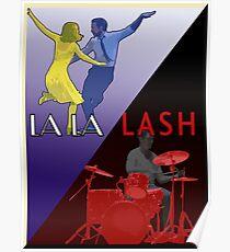 La La Lash Poster