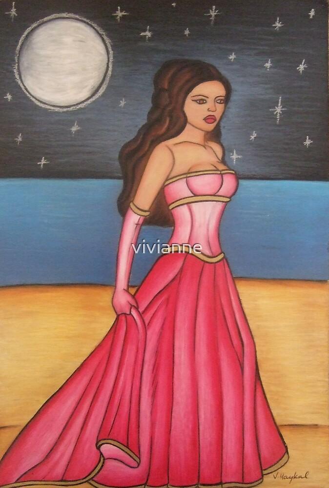 The Beach 2 by vivianne