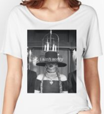 Beyonce - I ain't sorry Women's Relaxed Fit T-Shirt