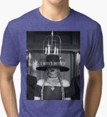 Beyonce - I ain't sorry Tri-blend T-Shirt