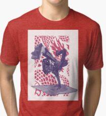 SamuraHIP #1 Tri-blend T-Shirt