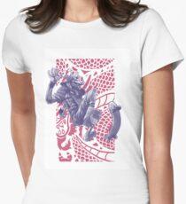 SamuraHIP #2 Women's Fitted T-Shirt