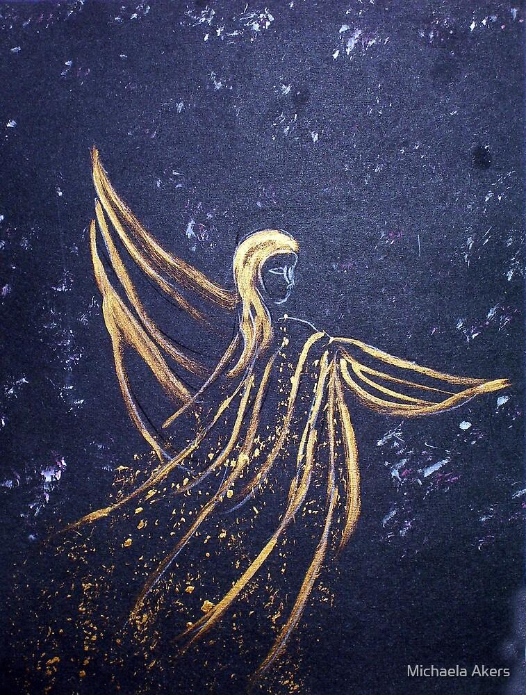 Golden Angel by Michaela Akers