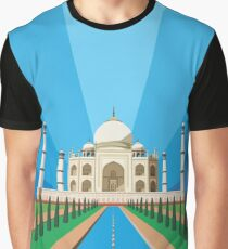 Taj Mahal  Graphic T-Shirt