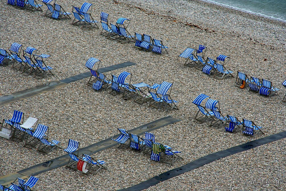 Deckchairs by MayDerry