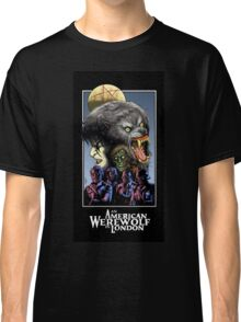 AMERICAN WEREWOLF IN LONDON Classic T-Shirt