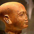 Egyptian head by annalisa bianchetti