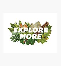 Explore More Photographic Print