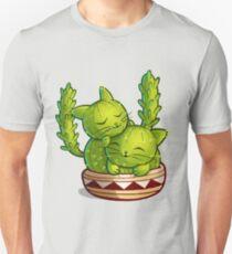 Cat-tus love to cuddle Unisex T-Shirt