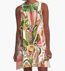 ALOHA  A-Line Dress