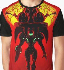 Metroid Graphic T-Shirt