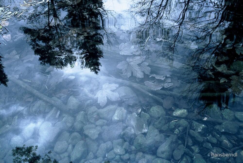 Autumn Lake by hansberndl