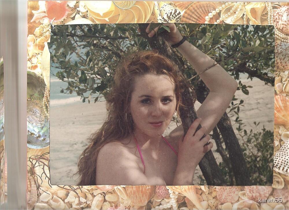 Karen at the Beach by karen66