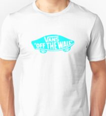 Vans of The Wall Ocean Color Unisex T-Shirt