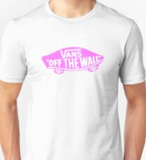 Pinky Vans of The Wall Unisex T-Shirt