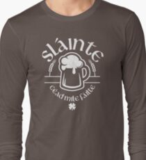 Slainte - Irish Cheers T-Shirt
