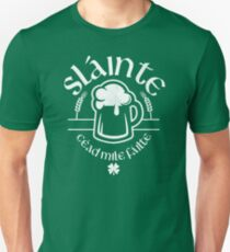 Slainte - Irish Cheers T-Shirt