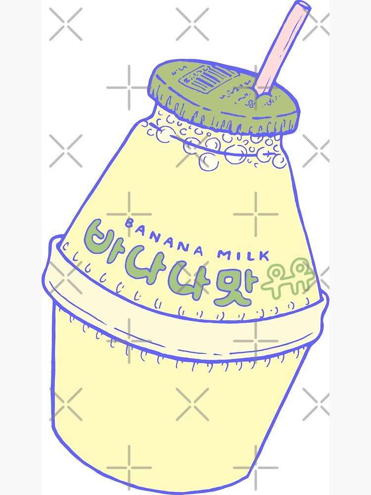 La leche de plátano de LauraOConnor
