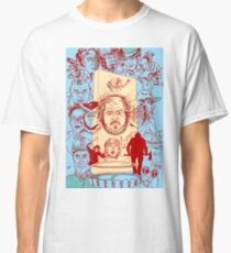 The Many Faces of Kubrick Classic T-Shirt