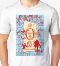 The Many Faces of Kubrick T-Shirt