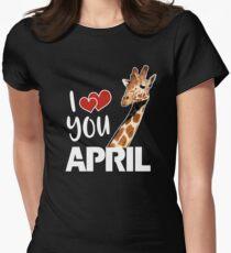 April The Giraffe T Shirt T-Shirt