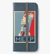 Meep iPhone Wallet/Case/Skin