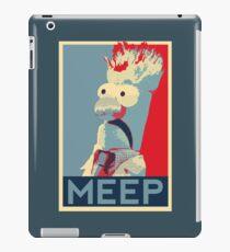 Meep iPad Case/Skin