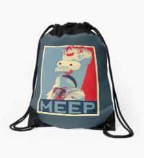 Meep Drawstring Bag