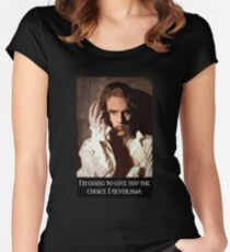 Lestat Women's Fitted Scoop T-Shirt