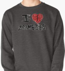 I heart Zombies Pullover